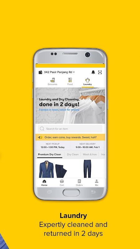 honestbee: Grocery delivery & Food delivery The App Store