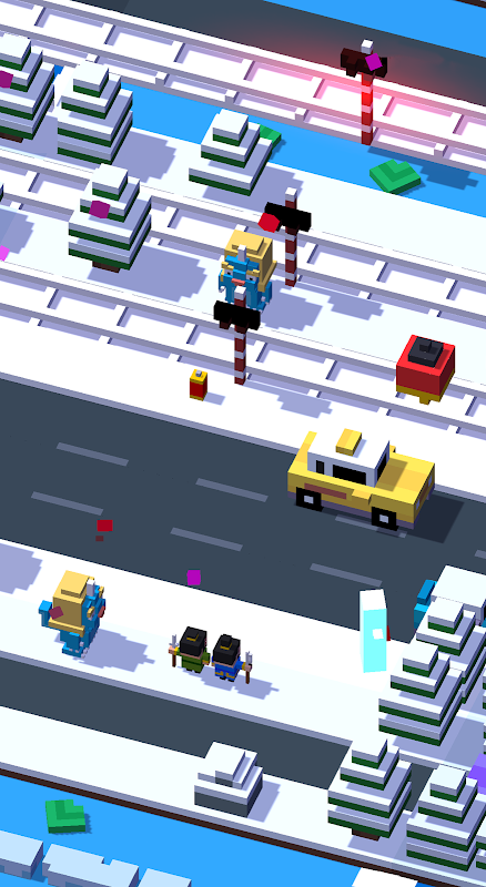 Crossy Road The App Store android Code Lads