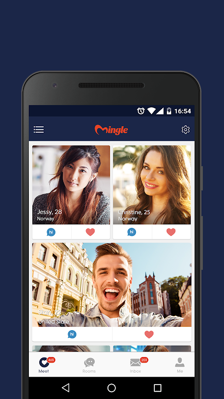 Mingle - Dating, Chat & Meet The App Store