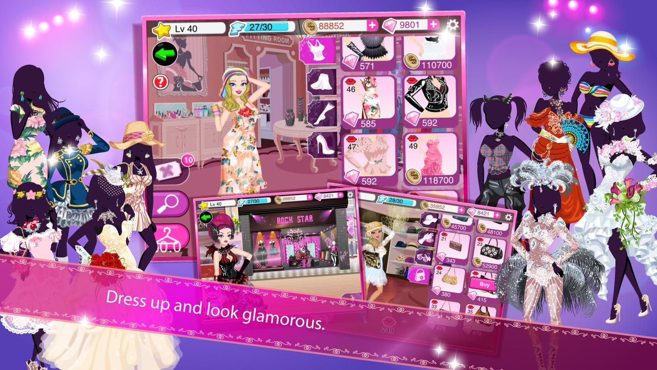 Star Girl: Beauty Queen The App Store android Code Lads
