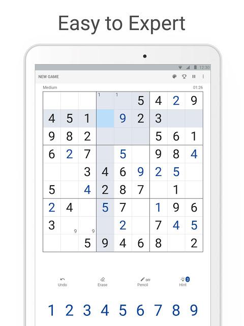 Screenshot Sudoku APK