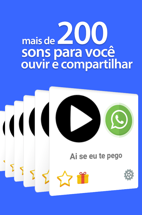 Sons Engraçados pra WhatsApp The App Store android Code Lads