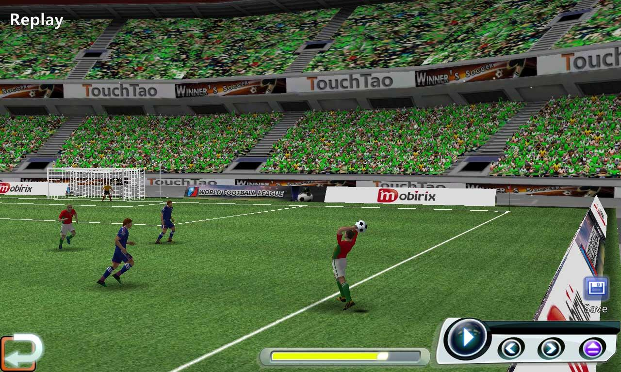 World Football League The App Store android Code Lads