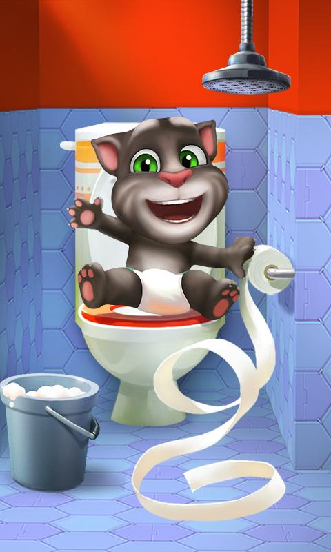 My Talking Tom The App Store android Code Lads