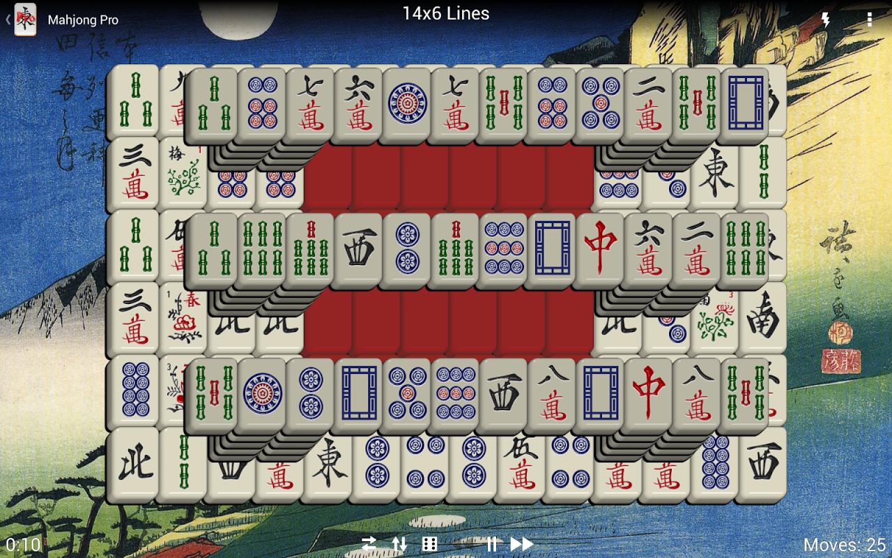 Screenshot Mahjong Pro APK