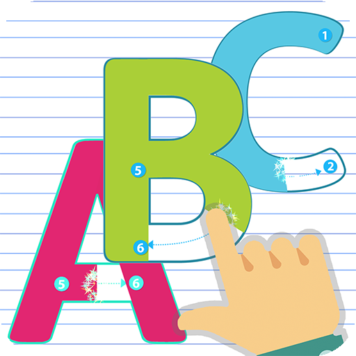 Learn to write for Kids - ABC