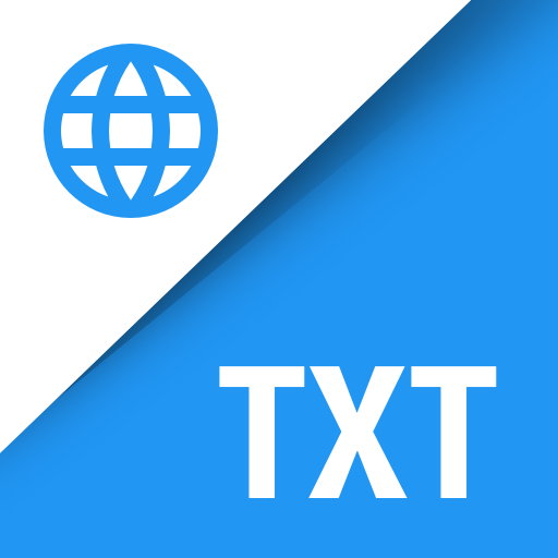 Web to Text Nice Converter