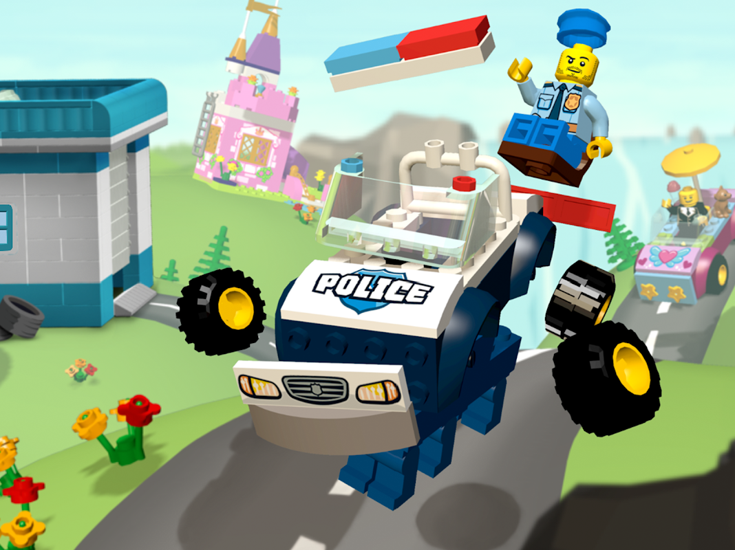 Screenshot LEGO® Juniors Create & Cruise APK