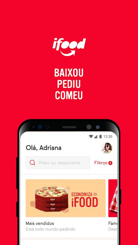 iFood - Delivery de Comida The App Store