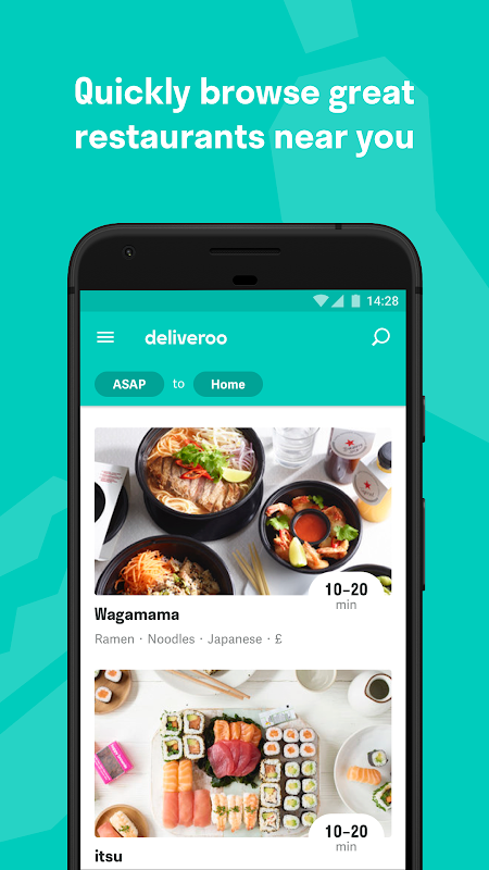 Deliveroo: Food Delivery The App Store