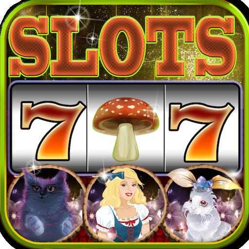 Alice in Magic World Slots