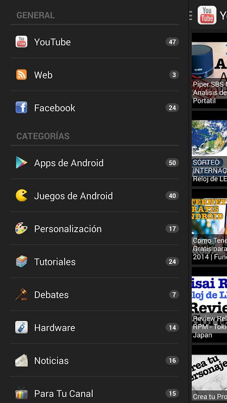 Screenshot TecnoMundo APK