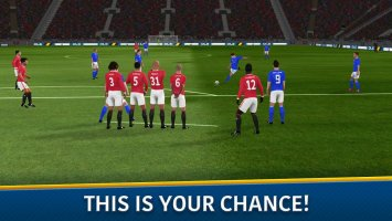 Dream League Soccer 2017 Screen