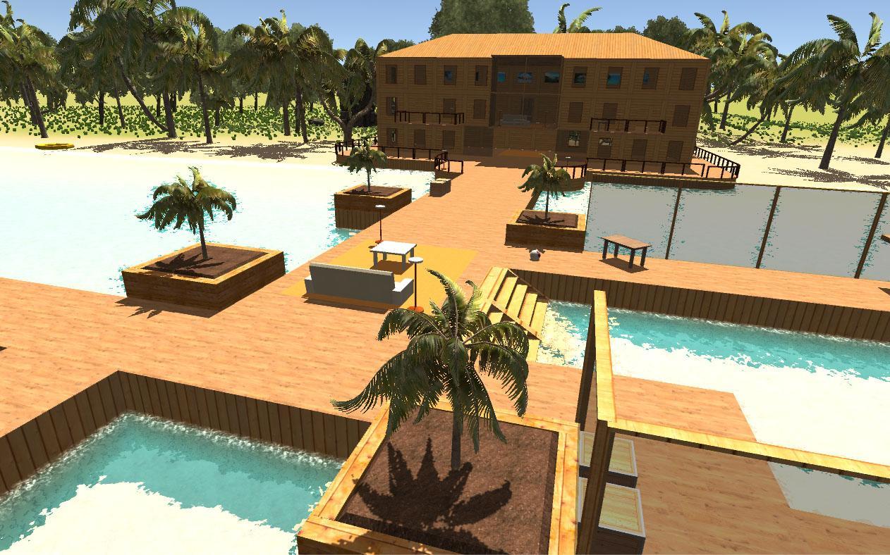 Screenshot Ocean Is Home: Survival Island APK