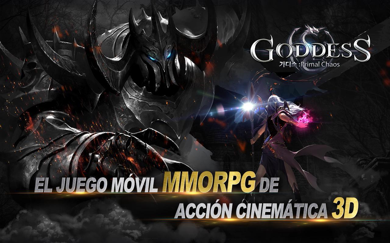Goddess: Primal Chaos - MMORPG de acción 3D The App Store