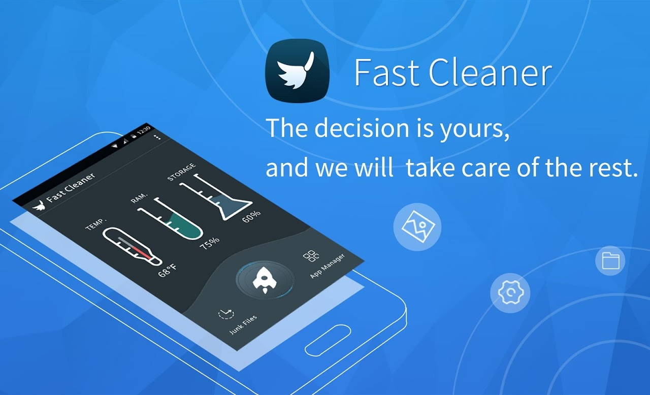 Fast Cleaner - RAM Boost Clean The App Store
