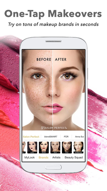 Perfect365: One-Tap Makeover The App Store android Code Lads