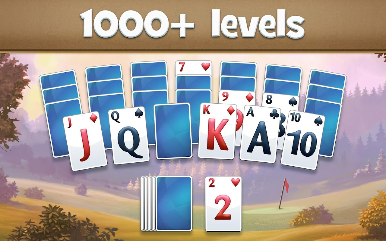Screenshot Fairway Solitaire APK