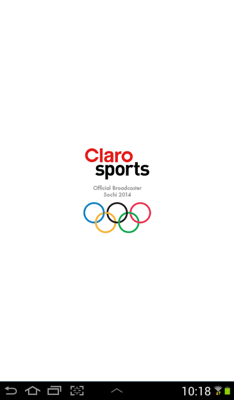 Claro Sports: Sochi 2014 The App Store android Code Lads