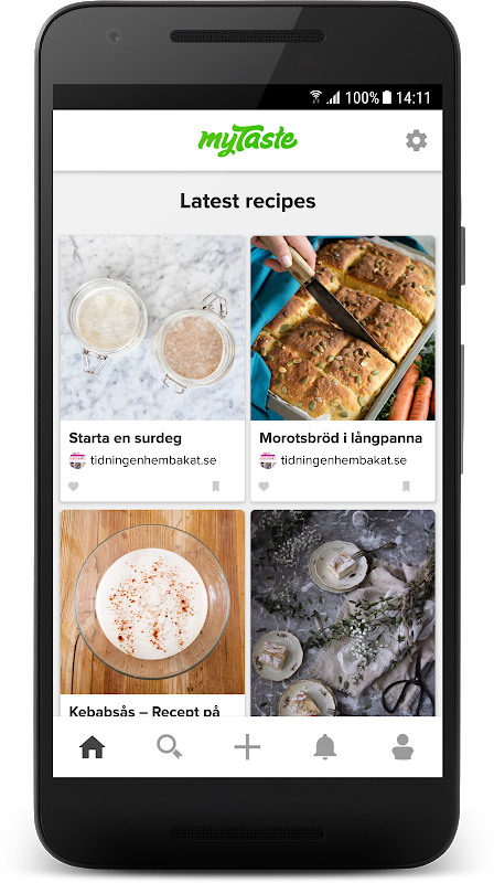 myTaste Recipes The App Store