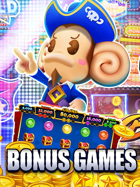 Screenshot SEGA Slots: Free Coins, HUGE Jackpots and Wins APK