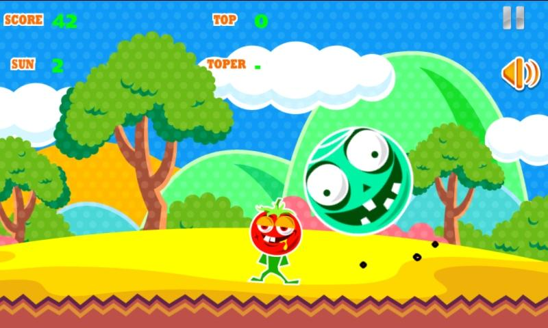 Tomato Man Dodge The App Store android Code Lads