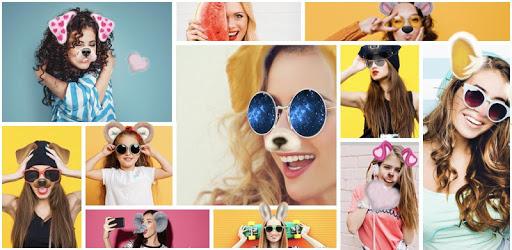 Sweet Snap -live filter,Selfie photo edit,face app
