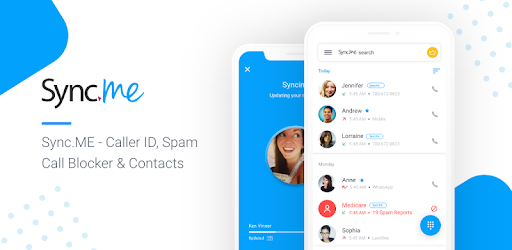 Sync.ME - Caller ID, Spam Call Blocker & Contacts