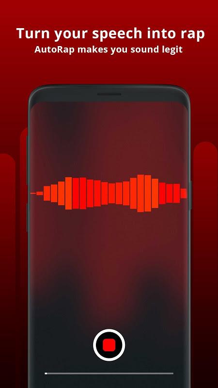 AutoRap by Smule The App Store