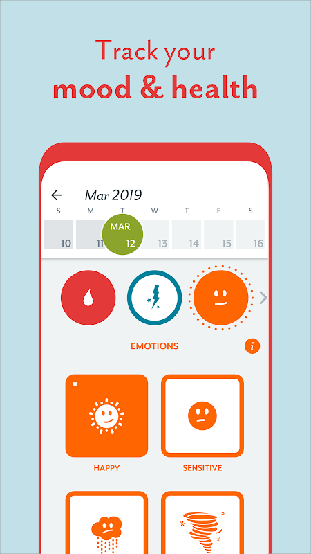 Clue Period Tracker - Ovulation and Cycle Calendar The App Store