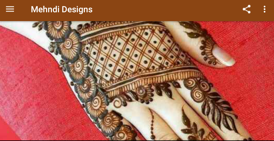 Mehndi Designs (offline) The App Store android Code Lads
