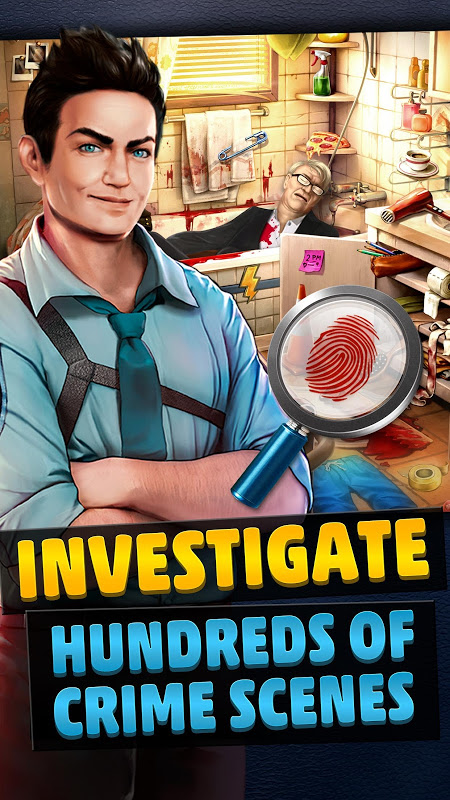 Criminal Case The App Store android Code Lads