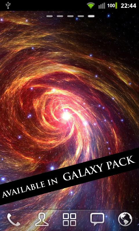 Vortex Galaxy The App Store android Code Lads