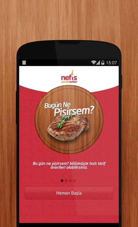 Nefis Yemek Tarifleri The App Store