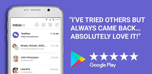 Text Free: WiFi Calling App