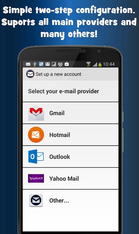 Screenshot ProTool Mail APK
