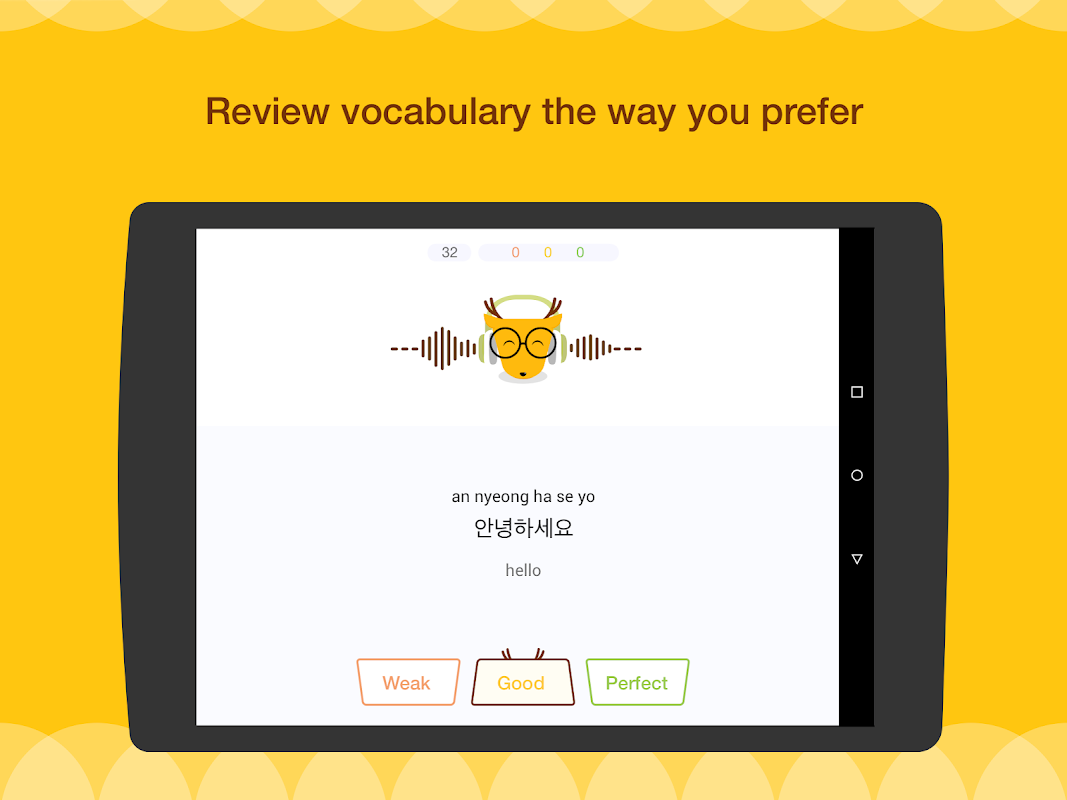 Screenshot LingoDeer: Learn Japanese, Korean, Chinese & more APK