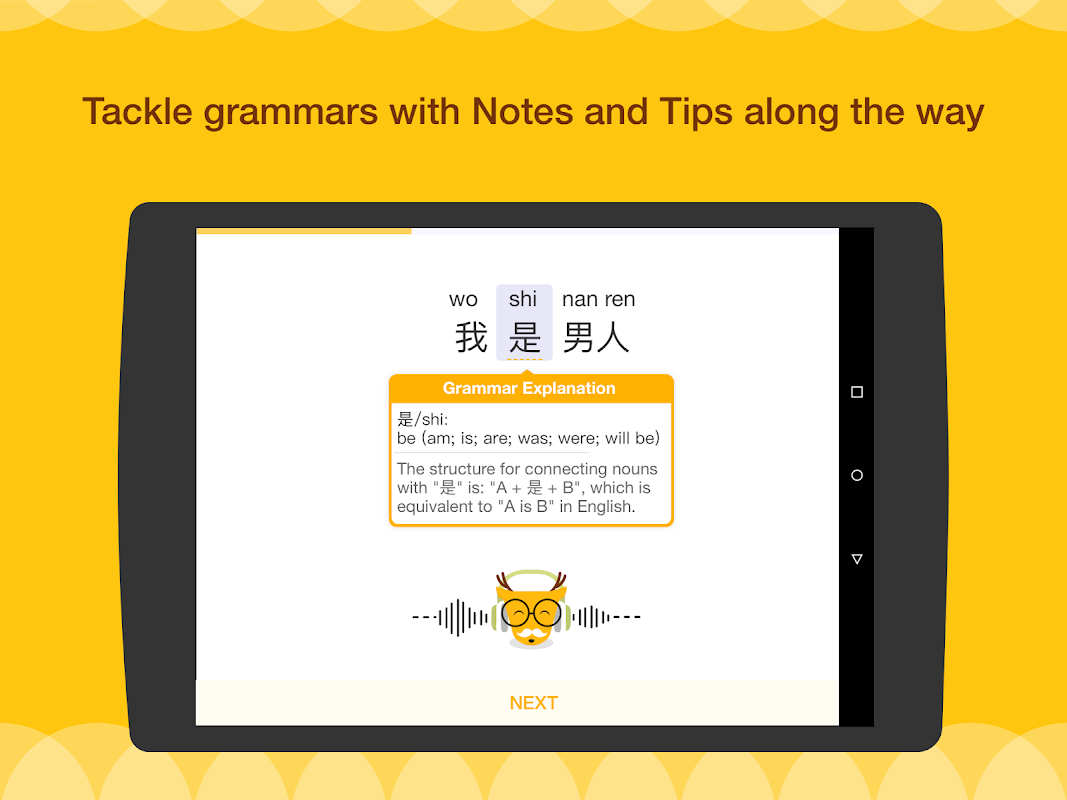 Screenshot Learn Japanese, Korean, Chinese, Spanish & French APK