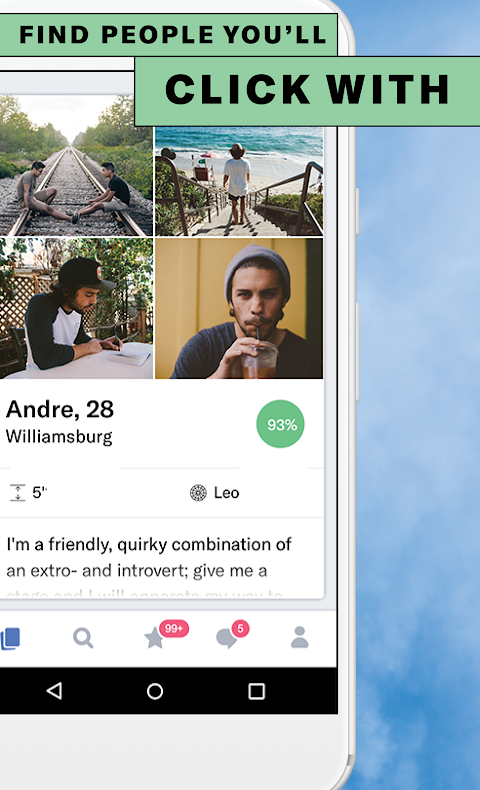 Screenshot OkCupid - The #1 Online Dating App for Great Dates APK