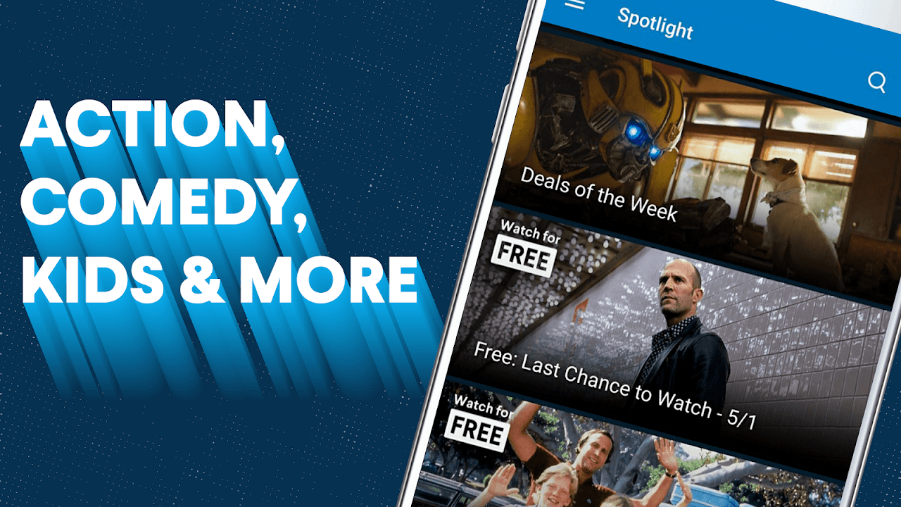 Vudu - Rent, Buy or Watch Movies with No Fee! The App Store android Code Lads