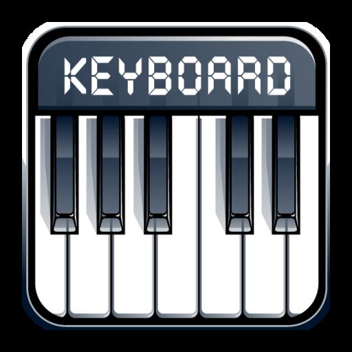 Simple Virtual Piano Keyboard