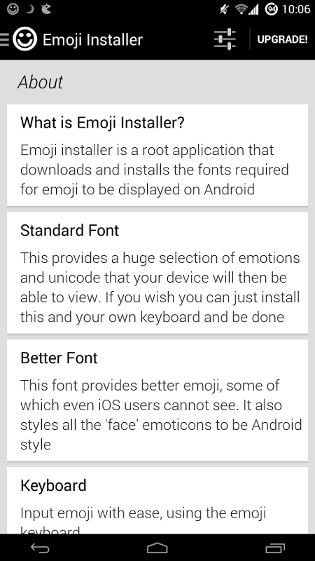 Screenshot Emoji For Android Install ROOT APK
