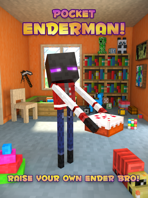 Enderman - Minecraft Edition The App Store