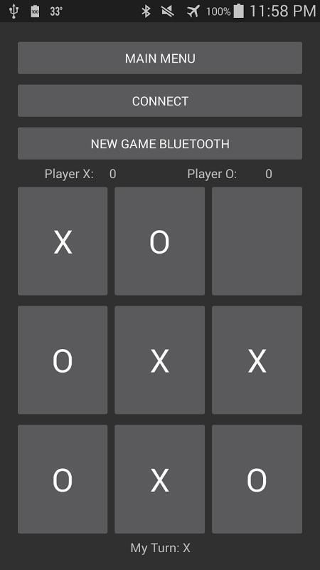 Screenshot Tic Tac Toe For Android APK