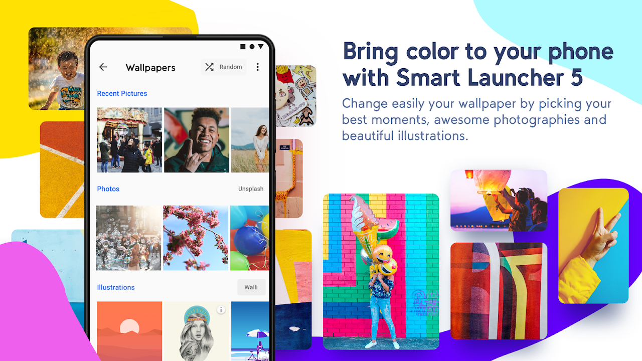 Smart Launcher 5 The App Store