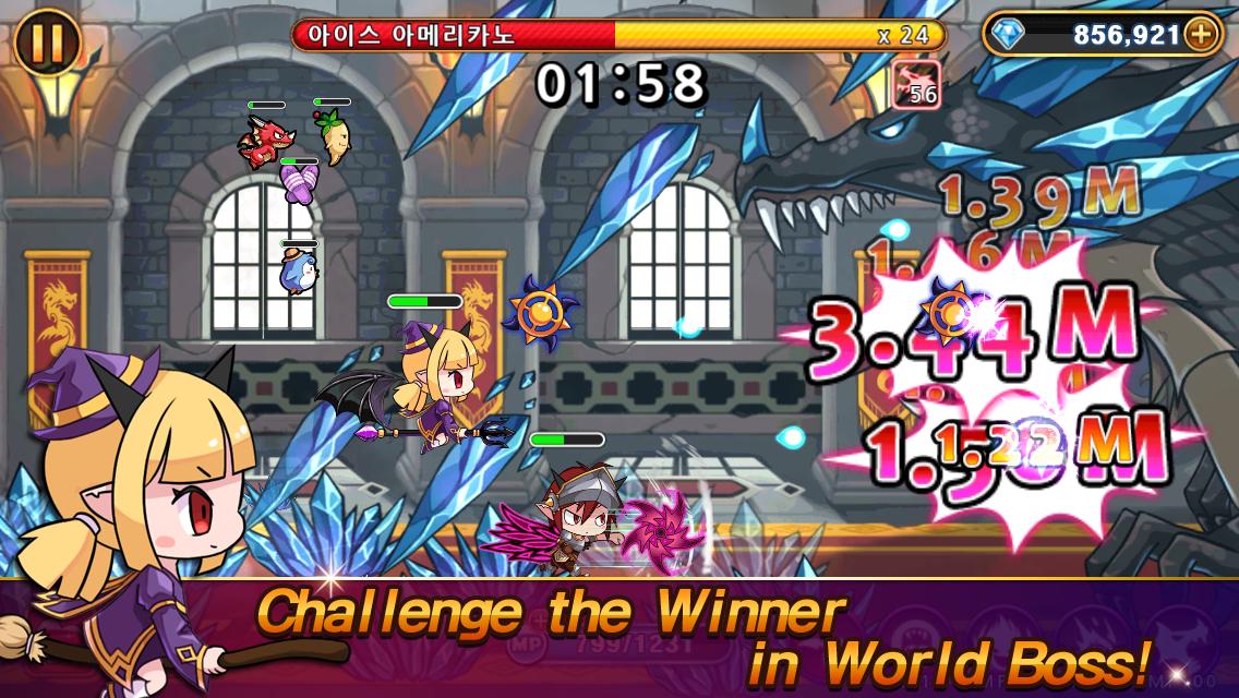 Screenshot Devil Twins: VIP APK