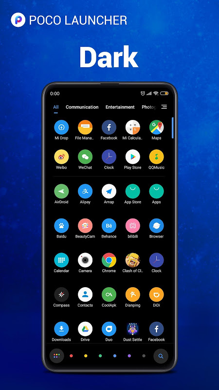 POCO Launcher 2.0- Customize,  Fresh & Clean The App Store