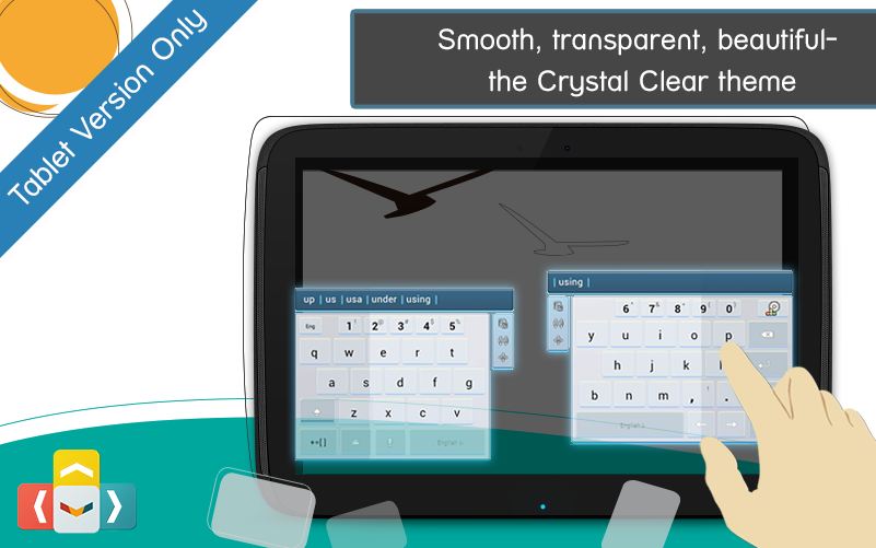 ai.type Crystal Clear Keyboard The App Store