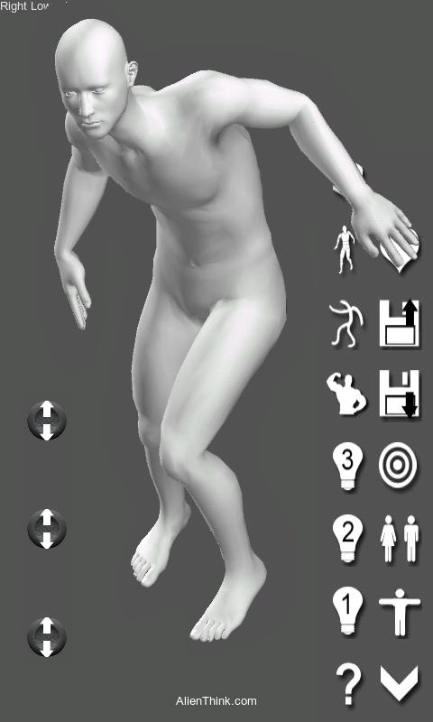 Pose Tool 3D The App Store android Code Lads
