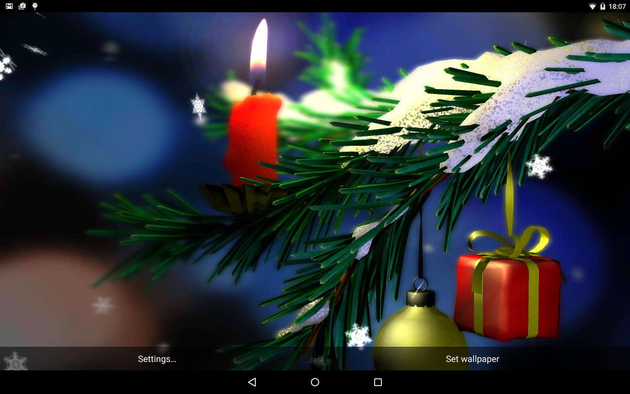 Christmas in HD Gyro 3DXL The App Store